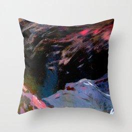 South Rim. Throw Pillow