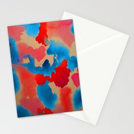 Vulcano by the Sea Stationery Cards