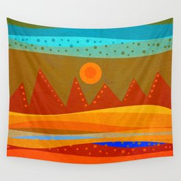 Textures/Abstract 143 o.c. Wall Tapestry