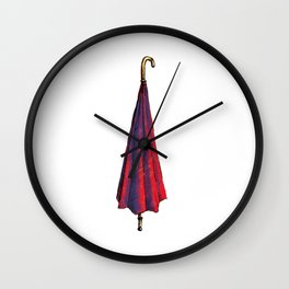 Archie's Umbrella - Archie of Outlandish Wall Clock