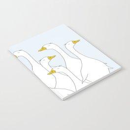 Ducks Notebook