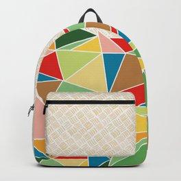 Triangle Heap Backpack