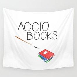ACCIO BOOKS Wall Tapestry