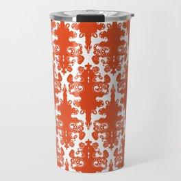 Pattern Or Travel Mug
