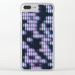 Painted Attenuation 1.4.4 Clear iPhone Case