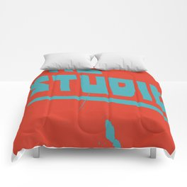 the Studio #1 Comforters
