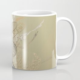 50 Shades of lace Gold Gold Coffee Mug