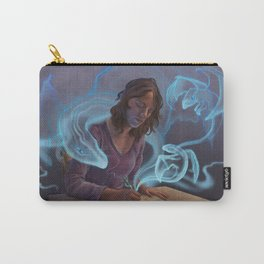 Drawing Dragons Carry-All Pouch