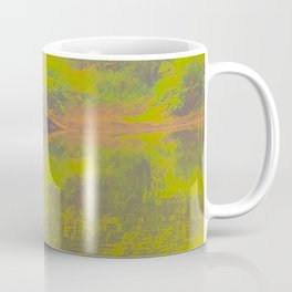 She Listens At Golden River And Feels An Overseeing Power Coffee Mug