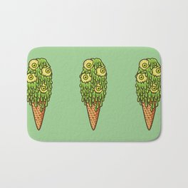 Mutant Ice Cream (slime) Bath Mat