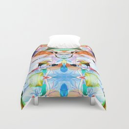 intoxicate Duvet Cover
