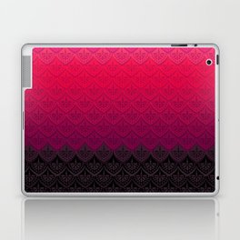 ELENA PATTERN - FLAMENCO VERSION Laptop & iPad Skin