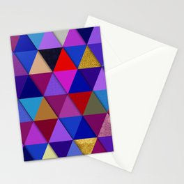Abstract #276 Stationery Cards