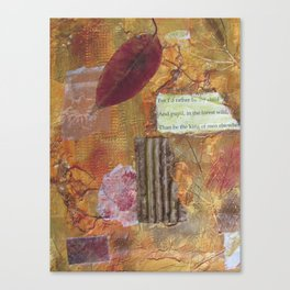 Nature Series 2 Canvas Print