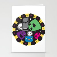 poker Stationery Cards featuring poker by justine