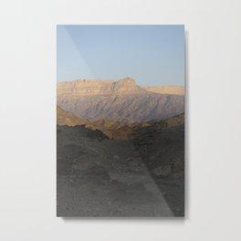 Dhofari Sunrise Metal Print