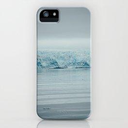 Alaska Glacier II iPhone Case