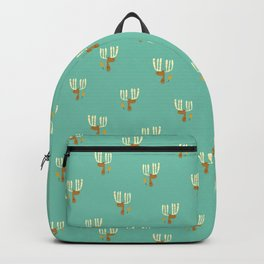 A moose ing Backpack