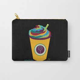 Milkshake - The Marvelous Colors of a Lollipop Collection Carry-All Pouch