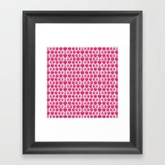 C13D HEARTSTRINGS Framed Art Print