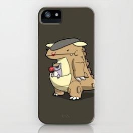 Pokémon - Number 115 iPhone Case