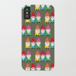 BFF Gnomes I iPhone Case