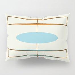 Mid-Century Modern Art 1.2 Pillow Sham