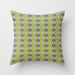LBG DESIGNS.....saxifrage Throw Pillow