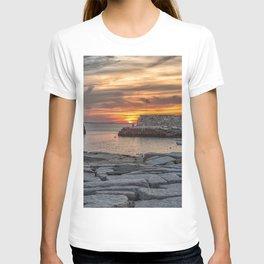 Sunset at Lanes cove 5-5-18 T-shirt