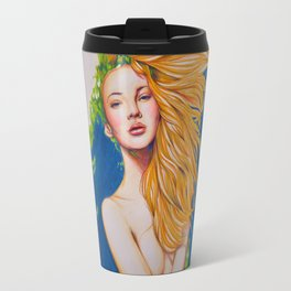 Queen of nature (Night) Travel Mug