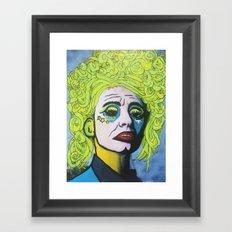 Anne-Marie Framed Art Print