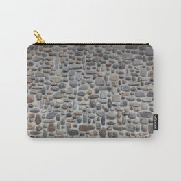 Pebble Mosaic Carry-All Pouch