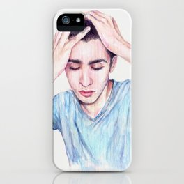 Conscience iPhone Case