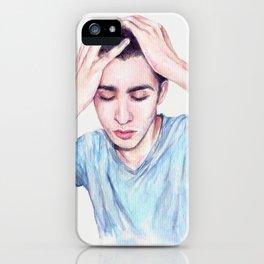 Conscience iPhone Case