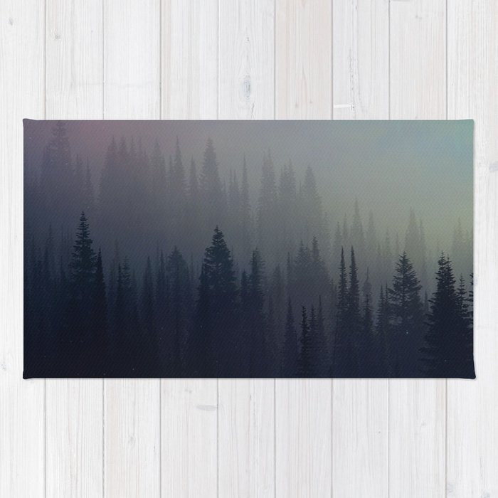Boreal Forest Rug