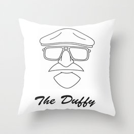 The Duffy Throw Pillow