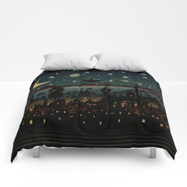 Visitor Comforters