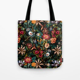 NIGHT-GARDEN-XXIV Tote Bag