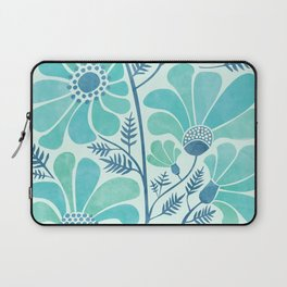 Himalayan Blue Poppies Laptop Sleeve