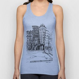 Fred & Ginger Unisex Tank Top