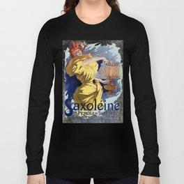 Kerosene oil  by Jules Cheret Long Sleeve T-shirt