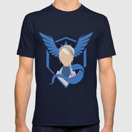 Team Mystic - Blanche T-shirt