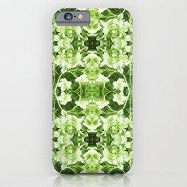 Pattern 44 - Hydrangea iPhone Case