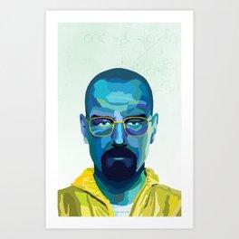 Heisenberg Art Print