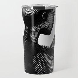 Venus Retrograde Travel Mug