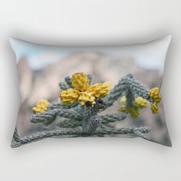 Staghorn at Cochise Rectangular Pillow