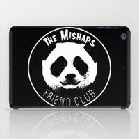 misfits iPad Cases featuring Mishaps Friend Club by IRIS Photo & Design