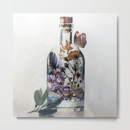 Sage and Bone Metal Print