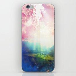Mind-bending Universe iPhone Skin