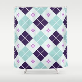 Scottish pattern Shower Curtain